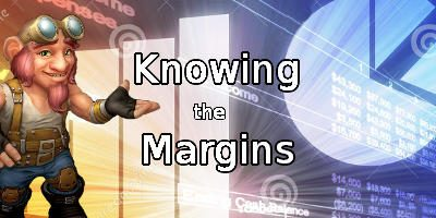 Image for article about knowing the margins