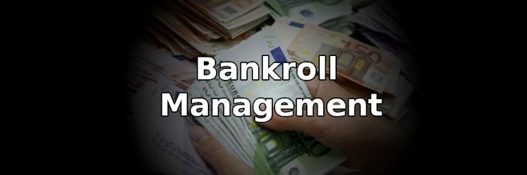 Image for article about bankroll management