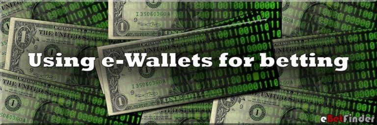 Using e-Wallets header