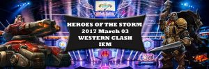 Image of Heroes of the Storm Western Clash IEM