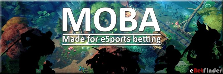 Header to MOBA betting