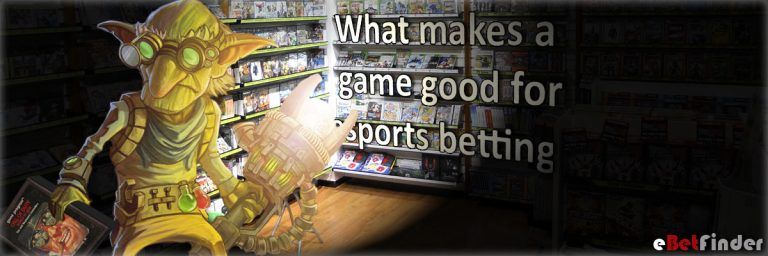 Header for article: what makes a game good for eSports betting