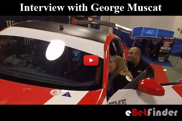 eBetfinder interviews the drifting king George Muscat