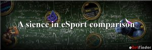 Header for eSport comparison article