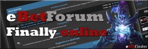 Header for eBetForum article