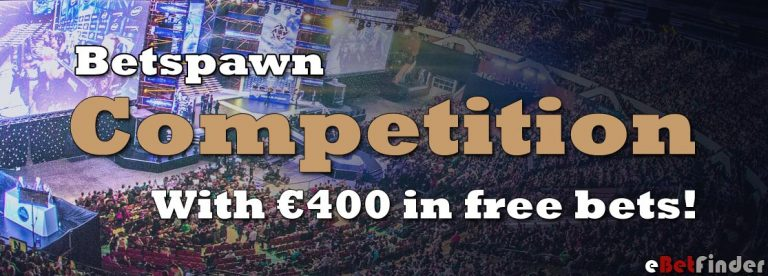Betspawn €400 competition header
