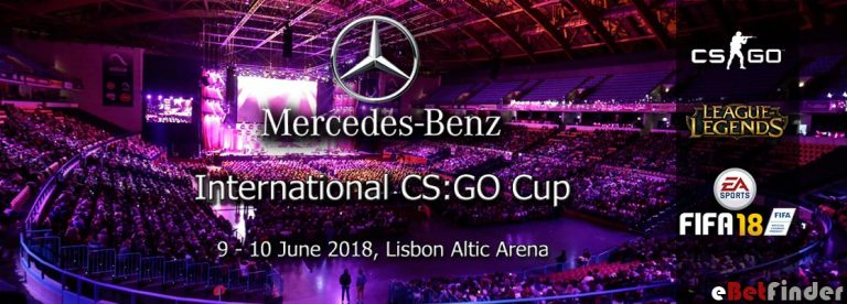 Mercedes-Benz CS:GO Cup