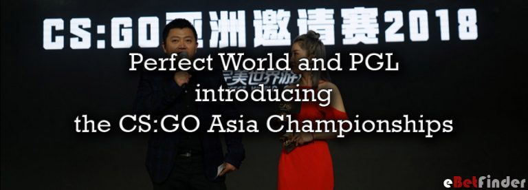 Header for CS:GO Asia Championships