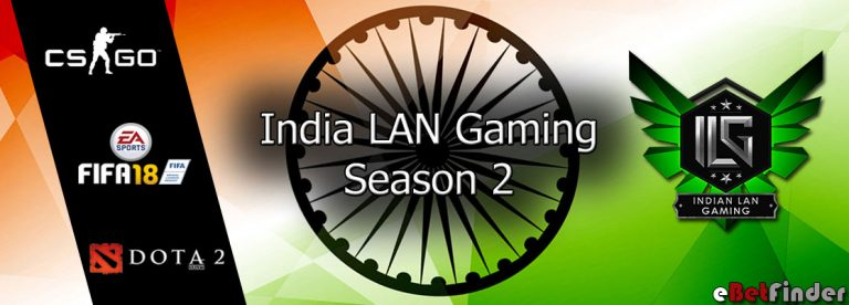 Indian LAN gaming header