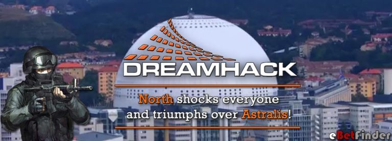 North win DreamHack Masters Stockholm