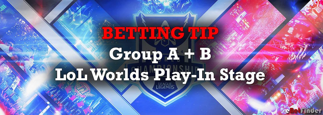 LoL Worlds – Play-In Stage – Group A + B
