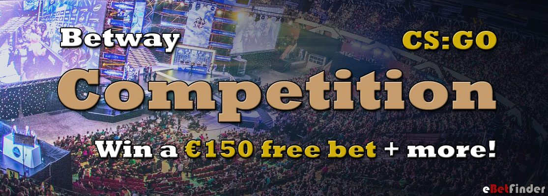 Bet on the ESL One Cologne and be one of 25 free bet winners!